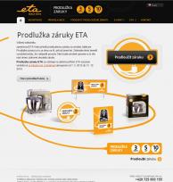 Oficiální web akce prodluzka.eta.cz