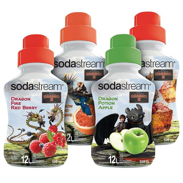 Sirup sodastream